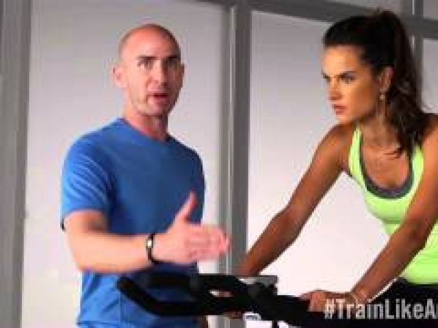 Train Like An Angel: Runway Cardio
