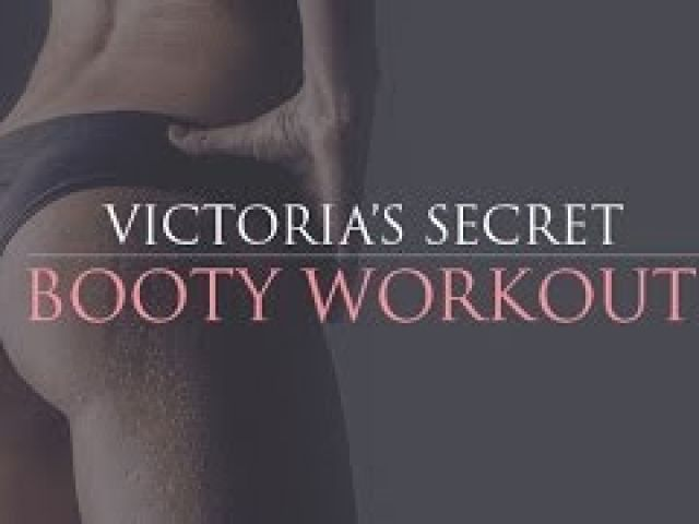 Victoria's Secret BUTT WORKOUT (Get an Angel Booty!!)