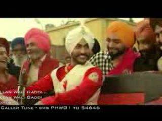 Phullan Wali Gaddi Video Song