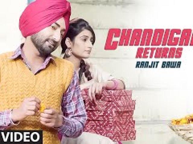 Ranjit Bawa: CHANDIGARH RETURNS (3 LAKH) Full Video Song