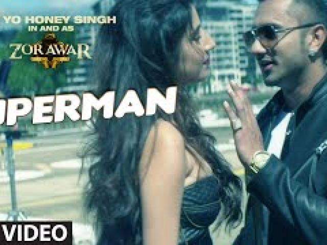 Superman Video Song - Zorawar