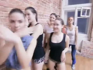 Hot Russian Twerk Team Choreography