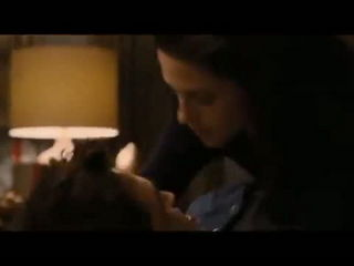 Breaking Dawn Part 2 Movie Clip - Love Scene