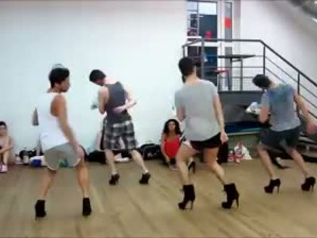 Hot Dance from Boys