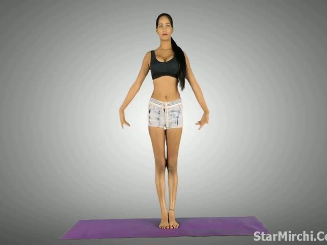 Poonam Pandey Style Yoga Be Hot And Fit