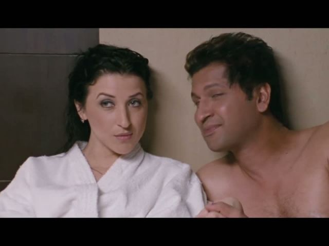 Hot Indian Actress Gets Hot Massage