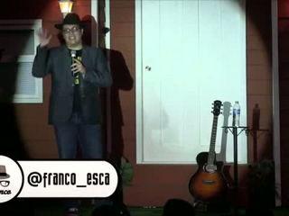 Franco Escamilla.-Mudanza 2da parte y saludos