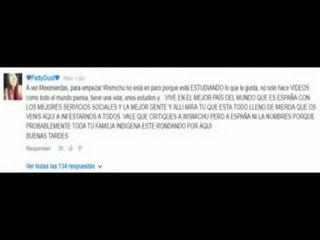 NIÑA SE BURLA DE MEXIVERGAS 2 - DESDE ESPAÑA