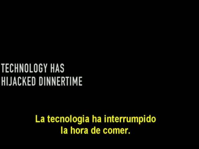INTERRUMPIENDO LA TECNOLOGIA