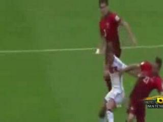 Germany vs Portugal 2014