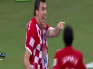 Cameroon vs Croatia 0-4