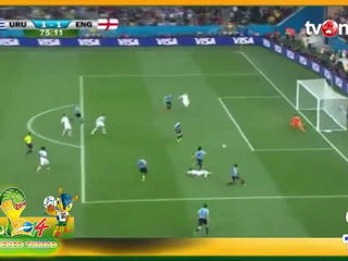 England VS Uruguay 1-2 Goals & Highlights