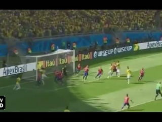 Brazil Dramatic Win vs Chile