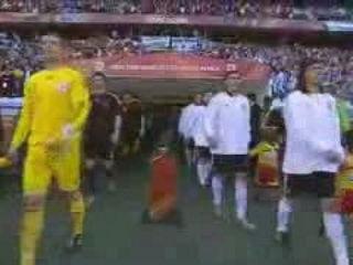 Highlights argentina VS Germany