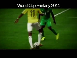 World Cup 2014 Crazy Skills Show