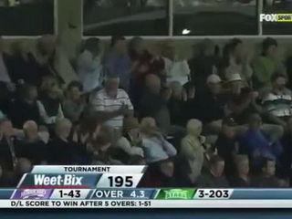 20 runs off 1 ball - World record of Cricket