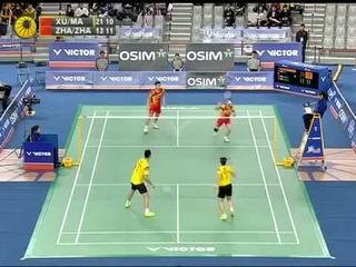 Funniest Badminton Moments