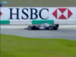 Formula 1 2004 Accidents