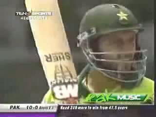 Funny Cricket Accidents 2014
