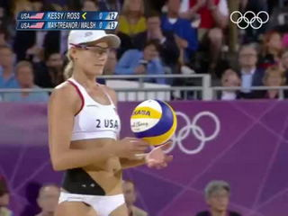 Beach Volleyball Women's Gold Medal Match - London 2012 Olympic Games Highlights