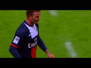 David Beckham - I'm Coming Home - Best Goals Ever