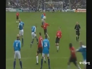 David Beckham TOP10 Free Kick