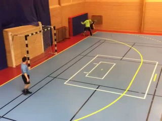 Handball fight