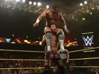 Sami Zayn vs. Adrian Neville - NXT Championship Match- WWE NXT