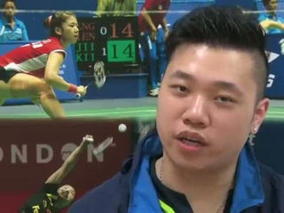 Chan Ho Yuen - Hong Kong Para-Badminton Player