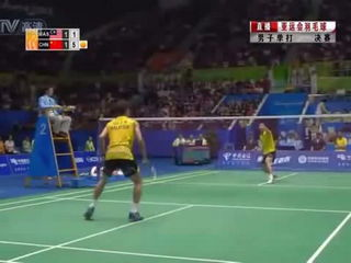 Unbelievable Badminton Rally! Lin Dan vs Lee Chong Wei - 2010 Asian Games