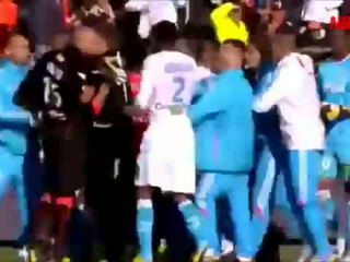 Football Fights of 2013 - Brawl and Fights (Part 1)