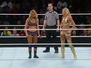 Emma vs. Summer Rae- WWE Superstars