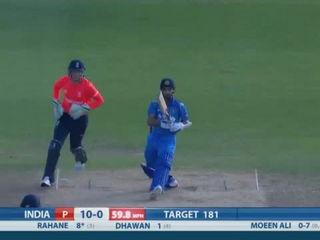 T20 Highlights - England v India