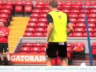 Transfer Talk - Steven Gerrard to LA Galaxy- Pogba to Man Utd for £77m-