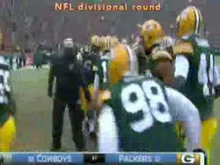 Divisional Round- Dallas Cowboys vs Green Bay Packers Highlights - NFL Playoffs 2015