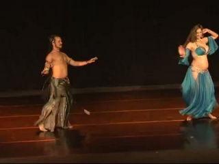 Sadie Belly Dance - Duet - with Eliran Amar
