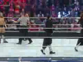 Reigns & Bryan compete in Tag Team Turmoil- Part 1- SmackDown