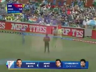 Match highlights – IND vs PAK
