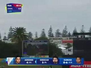 Pakistan innings highlights