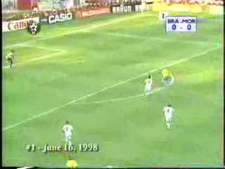 Ronaldo - All the 15 World Cup Goals