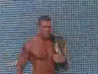John Cena & Randy Orton battle the entire Raw roster (1)