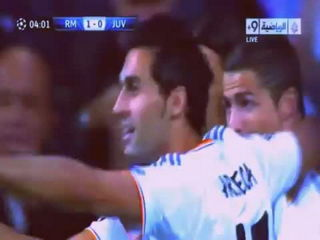 Real Madrid vs Juventus 2-1 Goals Highlights --2013-- résumé du match -- Champions Liga 23-10-2013
