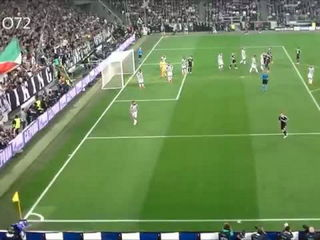 JUVENTUS Vs Real Madrid Penalty Kick Tevez 2-1