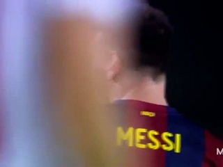 Lionel Messi -Amazing Right Footed Goals 2014-2015