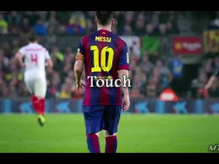 Lionel Messi - Simply First Touch 2014-2015