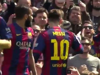 Messi vs Ronaldo - The Pichichi Battle 2014-2015