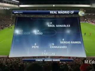 Liverpool Vs Real Madrid 4-0