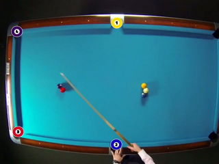 Billiards Tutorial - The 4-IN-1 SHOT