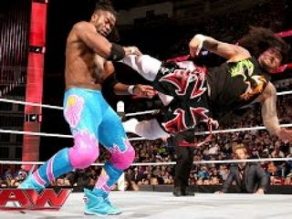 WWE The Usos vs. Big E & Kofi Kingston