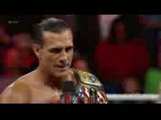 WWE Kalisto vs Alberto Del Rio